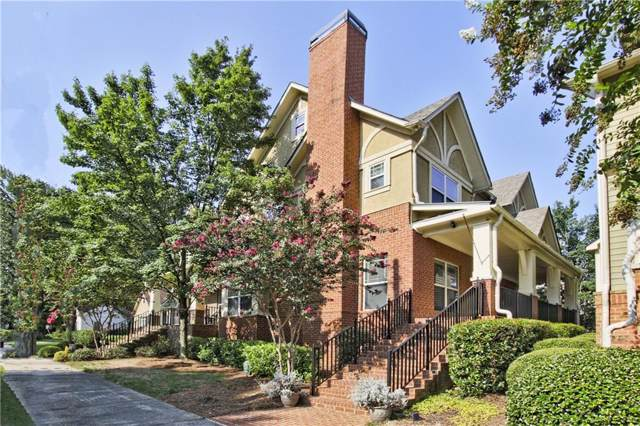 1282 Atlantic Drive NW, Atlanta, GA 30318 (MLS #6601461) :: RE/MAX Paramount Properties