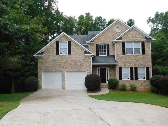 2986 Courtland Oaks Trail SW, Marietta, GA 30060 (MLS #6601498) :: The Zac Team @ RE/MAX Metro Atlanta