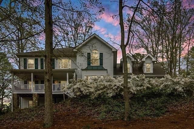 4510 Windsor Oaks Drive, Marietta, GA 30066 (MLS #6601500) :: Kennesaw Life Real Estate
