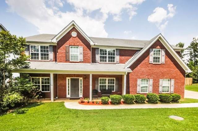 1864 Wanda Way, Ellenwood, GA 30294 (MLS #6601517) :: Rock River Realty
