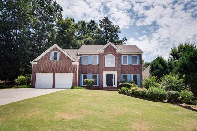 11025 Pennbrooke Crossing, Johns Creek, GA 30097 (MLS #6601530) :: RE/MAX Prestige