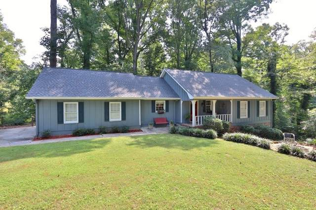 570 Village Green Court SW, Lilburn, GA 30047 (MLS #6601532) :: Charlie Ballard Real Estate
