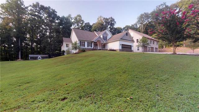 110 Cannon Trail, Ball Ground, GA 30107 (MLS #6601538) :: Good Living Real Estate