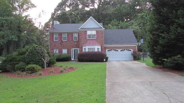 1720 Versailles Drive SW, Atlanta, GA 30331 (MLS #6601562) :: The Zac Team @ RE/MAX Metro Atlanta