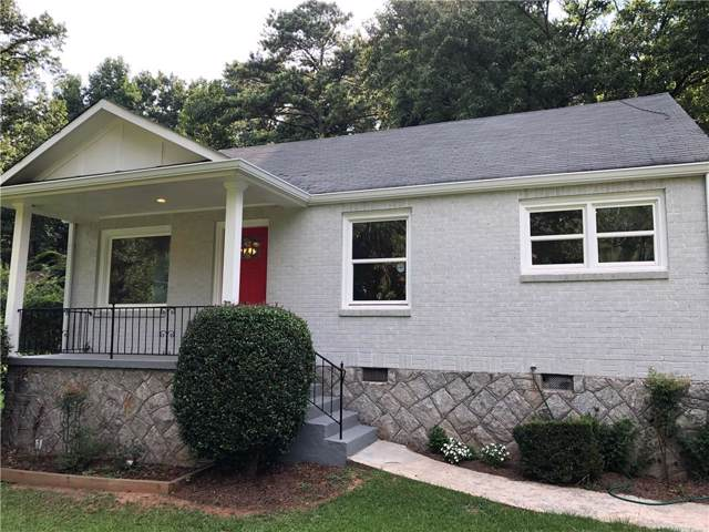 1397 Dodson Drive SW, Atlanta, GA 30311 (MLS #6601563) :: Iconic Living Real Estate Professionals