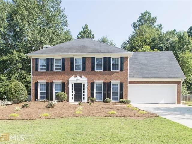 3480 Honeycomb Drive SE, Conyers, GA 30094 (MLS #6601574) :: Rock River Realty