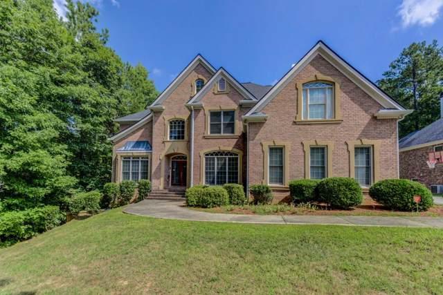 7555 Thoreau Circle, College Park, GA 30349 (MLS #6601575) :: RE/MAX Paramount Properties