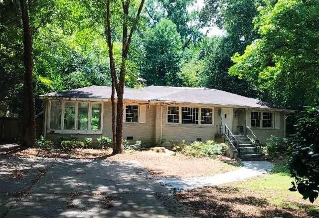 2437 Lavista Road NE, Atlanta, GA 30329 (MLS #6601587) :: RE/MAX Paramount Properties