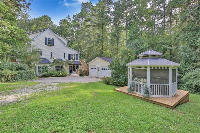 510 Aiken Drive, Dallas, GA 30157 (MLS #6601594) :: North Atlanta Home Team