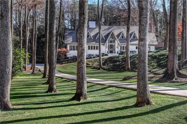 3829 Ivy Road NE, Atlanta, GA 30342 (MLS #6601640) :: North Atlanta Home Team
