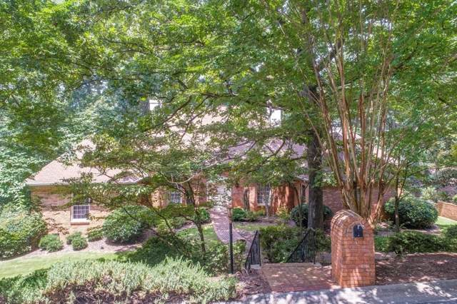 780 Burning Tree Drive SE, Marietta, GA 30067 (MLS #6601644) :: RE/MAX Paramount Properties