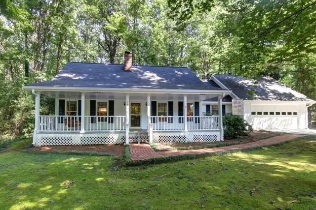 93 Fair Oaks Drive SE, Conyers, GA 30094 (MLS #6601664) :: Rock River Realty
