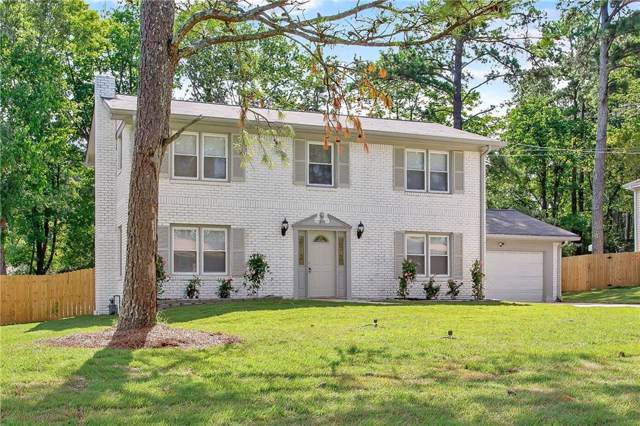 4090 Tecumseh Trail, Conley, GA 30288 (MLS #6601674) :: The Heyl Group at Keller Williams