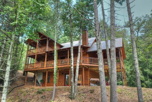 41 Hannah Court, Ellijay, GA 30540 (MLS #6601689) :: Iconic Living Real Estate Professionals