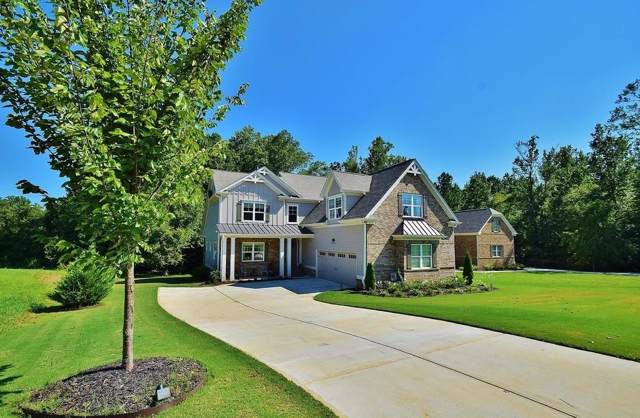 955 Old Forge Lane, Jefferson, GA 30549 (MLS #6601725) :: Dillard and Company Realty Group