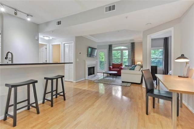 955 Juniper Street NE #4229, Atlanta, GA 30309 (MLS #6601729) :: RE/MAX Paramount Properties