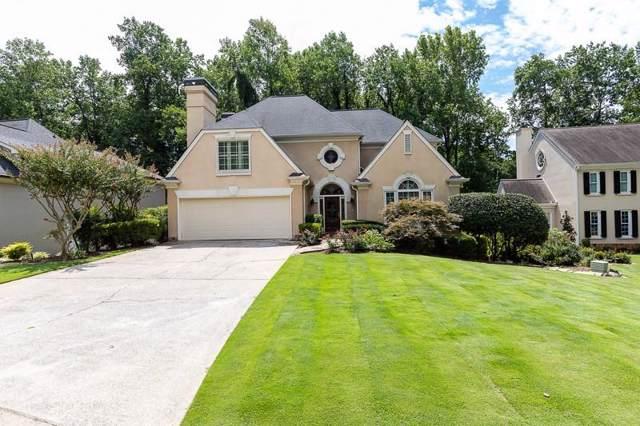 4510 Woodhaven NE, Marietta, GA 30067 (MLS #6601731) :: RE/MAX Paramount Properties