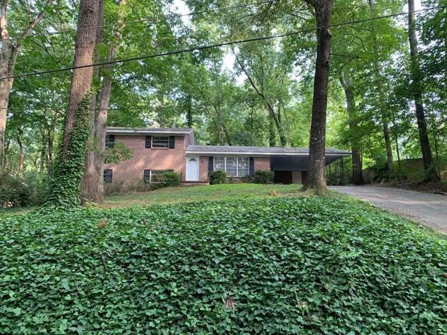 3430 Inman Drive NE, Brookhaven, GA 30319 (MLS #6601736) :: Good Living Real Estate