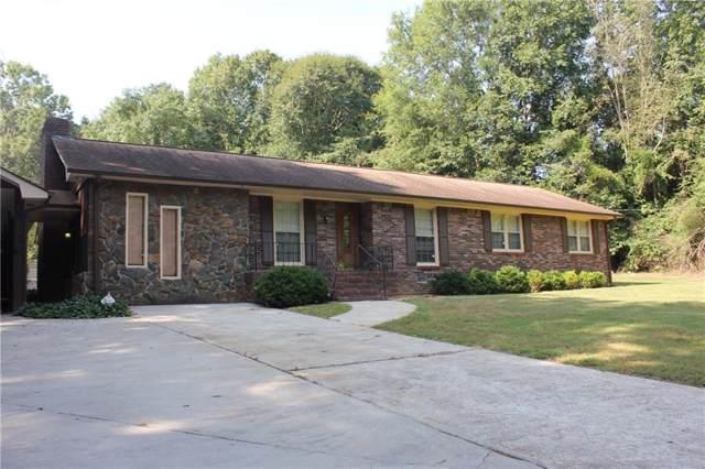 804 Wilkins Drive, Monroe, GA 30655 (MLS #6601772) :: The Heyl Group at Keller Williams
