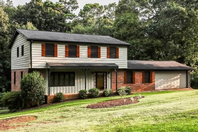 3055 Dover Lane NW, Marietta, GA 30064 (MLS #6601793) :: The Hinsons - Mike Hinson & Harriet Hinson