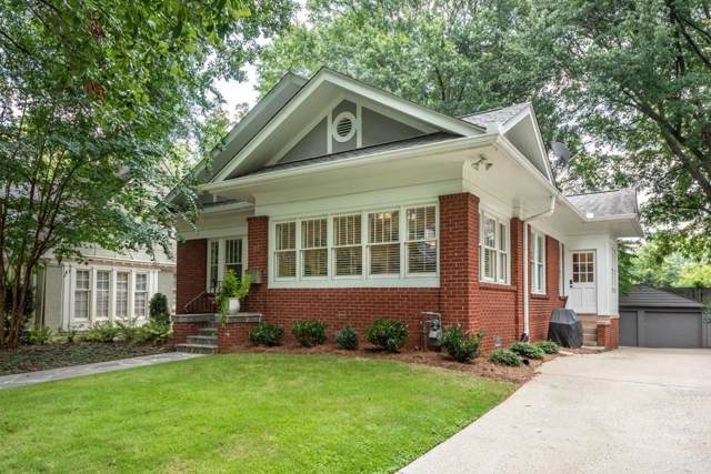 115 Huntington Road NE, Atlanta, GA 30309 (MLS #6601805) :: RE/MAX Paramount Properties