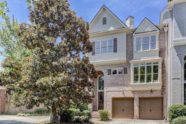 1364 Village Park Drive NE, Brookhaven, GA 30319 (MLS #6601814) :: North Atlanta Home Team