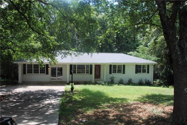206 Cooper Lake Road SE, Mableton, GA 30126 (MLS #6601826) :: Path & Post Real Estate