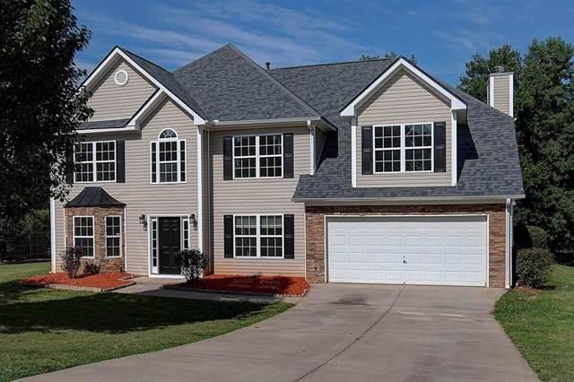 125 Bradley Street, Covington, GA 30016 (MLS #6601834) :: RE/MAX Paramount Properties