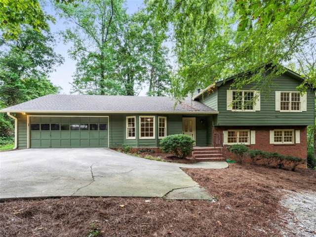 2677 Grant Circle, Snellville, GA 30039 (MLS #6601891) :: RE/MAX Paramount Properties