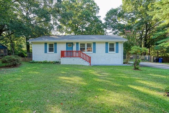 817 Jesters Lake Drive, Jonesboro, GA 30236 (MLS #6601906) :: North Atlanta Home Team