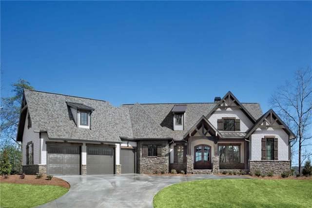 Lot 4 Arbourlac Lane, Gainesville, GA 30506 (MLS #6601924) :: The Heyl Group at Keller Williams