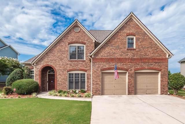 4031 Gold Mill Ridge Ridge, Canton, GA 30114 (MLS #6601940) :: Iconic Living Real Estate Professionals