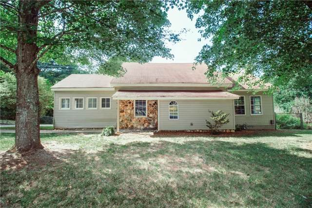 228 Banning Road, Whitesburg, GA 30185 (MLS #6601956) :: North Atlanta Home Team