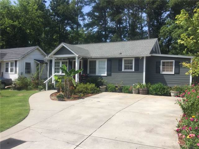 1302 Magnolia Avenue SW, Rome, GA 30165 (MLS #6602031) :: North Atlanta Home Team