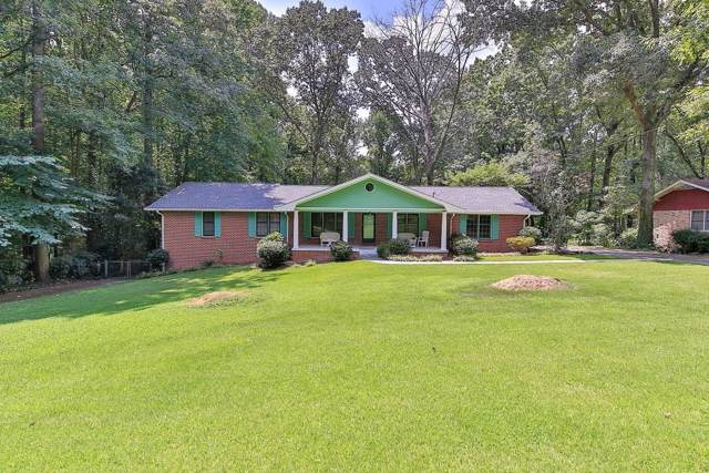 1553 Lucelle Avenue, Stone Mountain, GA 30087 (MLS #6602077) :: RE/MAX Paramount Properties