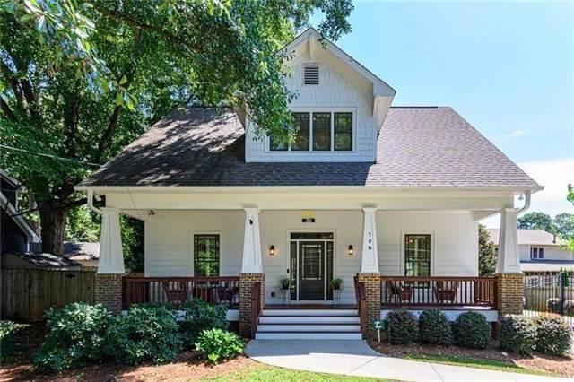 186 Carter Avenue SE, Atlanta, GA 30317 (MLS #6602081) :: RE/MAX Paramount Properties