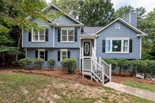 196 Bob White Lane E, Jasper, GA 30143 (MLS #6602104) :: Rock River Realty