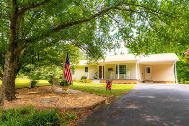 1420 Pleasant Hill Road NE, Ranger, GA 30734 (MLS #6602106) :: RE/MAX Paramount Properties
