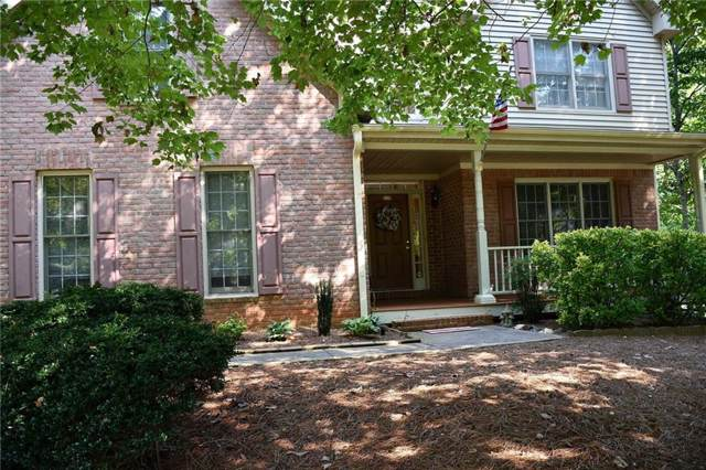 6250 Woodlore Drive NW, Acworth, GA 30101 (MLS #6602108) :: North Atlanta Home Team