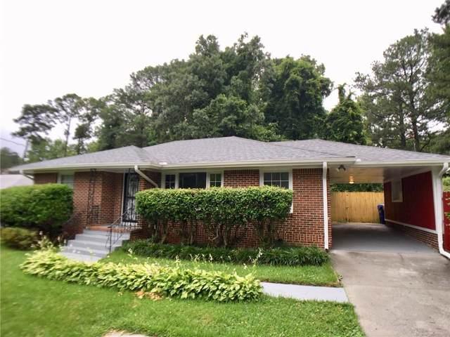 1877 Beecher Road SW, Atlanta, GA 30310 (MLS #6602109) :: RE/MAX Paramount Properties