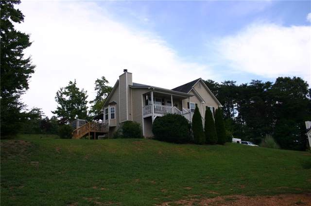 38 Oak Grove Lane NW, Adairsville, GA 30103 (MLS #6602126) :: Iconic Living Real Estate Professionals
