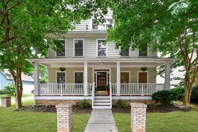 2092 Wood Trail NW, Atlanta, GA 30318 (MLS #6602181) :: North Atlanta Home Team