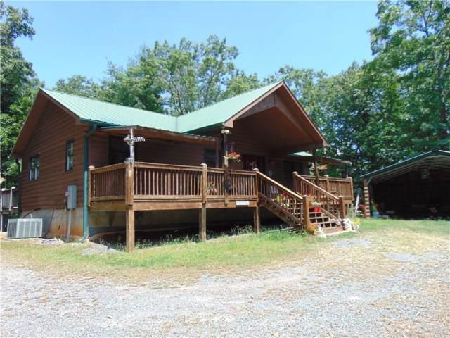 12304 Tails Creek Road, Ellijay, GA 30540 (MLS #6602197) :: RE/MAX Paramount Properties