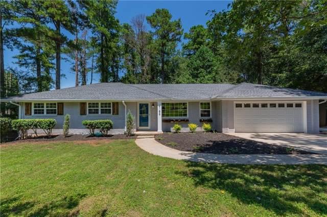 4186 Castle Pines Court, Tucker, GA 30084 (MLS #6602250) :: RE/MAX Paramount Properties