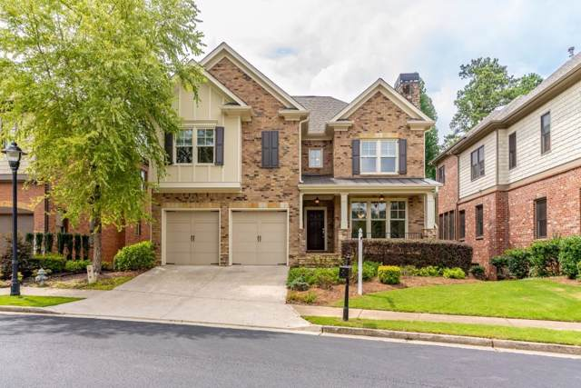 4723 Lakeway Place, Alpharetta, GA 30005 (MLS #6602309) :: RE/MAX Paramount Properties