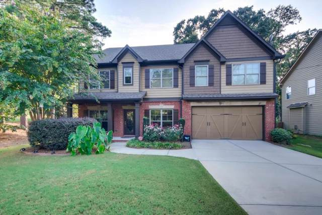 1121 Milam Circle, Clarkston, GA 30021 (MLS #6602321) :: The Zac Team @ RE/MAX Metro Atlanta