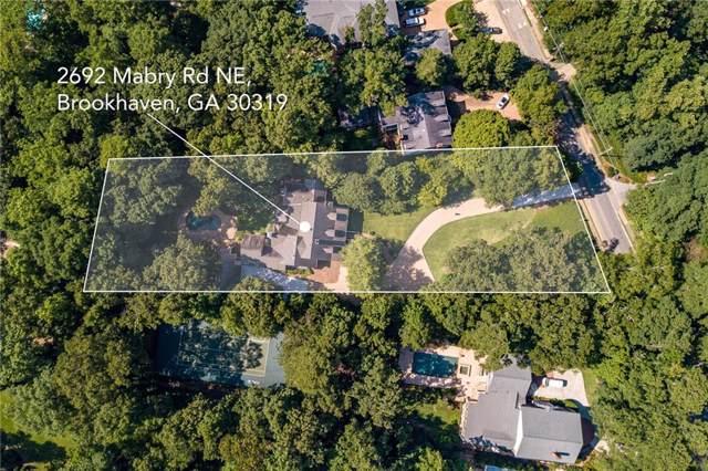 2692 Mabry Road NE, Brookhaven, GA 30319 (MLS #6602331) :: Good Living Real Estate