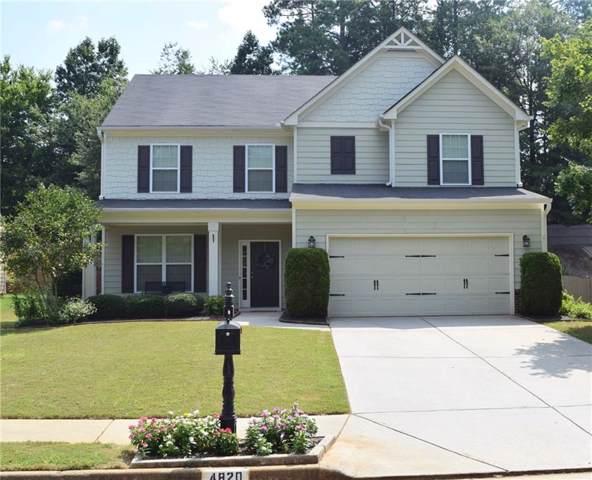 4820 Batiste Lane NW, Acworth, GA 30101 (MLS #6602336) :: RE/MAX Paramount Properties
