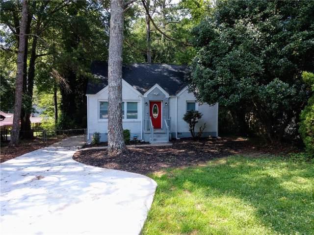 2797 Mcafee Road, Decatur, GA 30032 (MLS #6602344) :: RE/MAX Paramount Properties