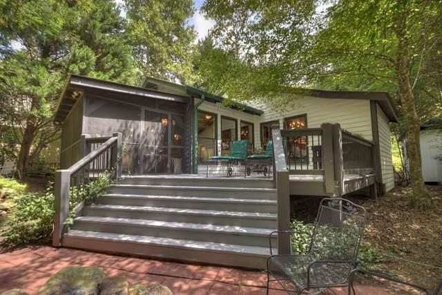 10 Kayak Village Road, Ellijay, GA 30536 (MLS #6602353) :: RE/MAX Paramount Properties
